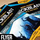 Rockblast Flyer - GraphicRiver Item for Sale