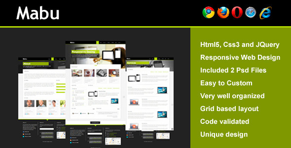 ThemeForest Mabu 3664661