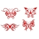 Butterfly Tattoos - GraphicRiver Item for Sale