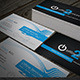 Six Stylish Business Card Mock-ups - GraphicRiver Item for Sale