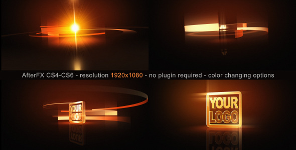 VideoHive Corporate Logo 3 3696689