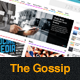 The Gossip: Funky Magazine WordPress Theme - ThemeForest Item for Sale