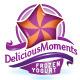 Delicious – Frozen Yogurt Logo - GraphicRiver Item for Sale