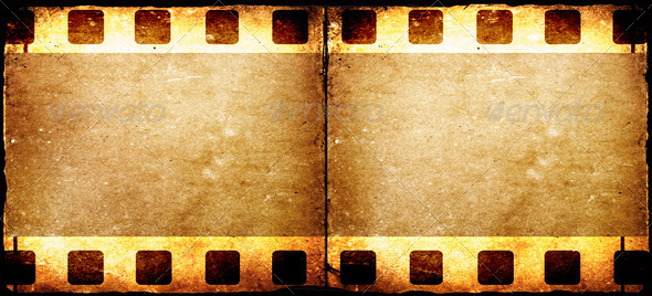 Film Frames - Stock Photo - Images