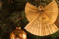 Christmas Tree Angel Decoration - PhotoDune Item for Sale