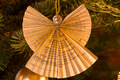 Angel Decoration on Christmas Tree - PhotoDune Item for Sale