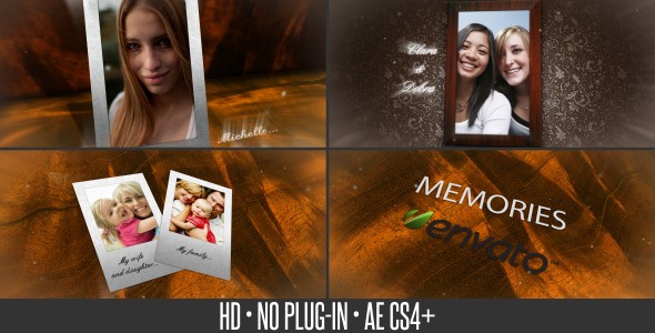 Memories Photo Gallery VideoHive  Video Displays  Special Events 3719333