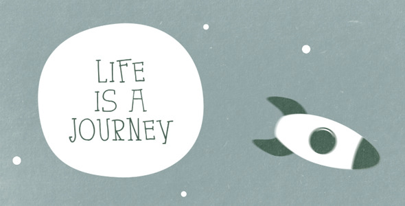 After Effects Project - VideoHive Life is a Journey 400131
