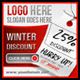 Multipurpose Seasonal Banners - GraphicRiver Item for Sale