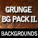 Grunge Background Pack II. - GraphicRiver Item for Sale