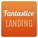 Fantastico Landing Page - ThemeForest Item for Sale