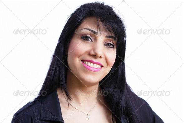 PhotoDune Latino lady 3720338