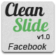 Clean Slide Facebook Template - ThemeForest Item for Sale