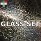 Breaking Glass Set