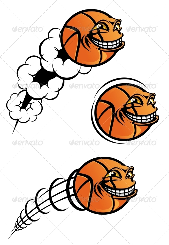 GraphicRiver Basketball Symbol 3720354