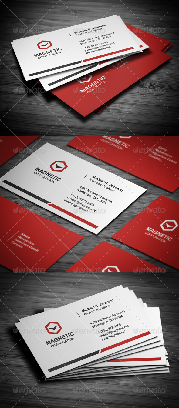 GraphicRiver Creative Business Card 3721504