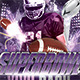 Superbowl Bash Template - GraphicRiver Item for Sale