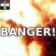 Firecracker Explosion