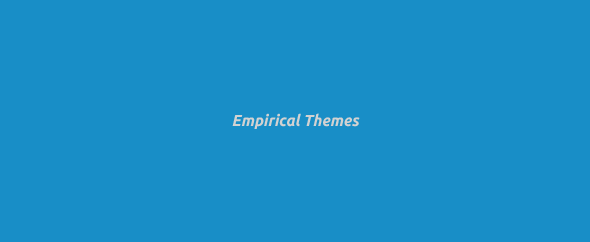 EmpiricalThemes