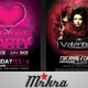 Valentines Flyer Template Bundle - GraphicRiver Item for Sale