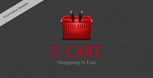 ThemeForest E-Cart Responsive VirtueMart e-Commerce Template 3740001
