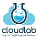 Cloud Lab Logo Template - GraphicRiver Item for Sale