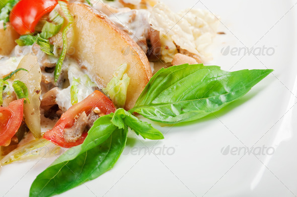 PhotoDune chicken salad Neapolitan 3743625