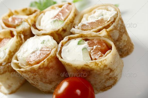 PhotoDune Burrito Maki Sushi 3743656