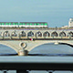 Metros Over The Seine - VideoHive Item for Sale
