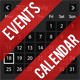XML event calendar 6 in 1 - ActiveDen Item for Sale