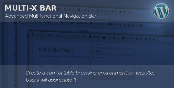 CodeCanyon Multi-X Bar 3741886
