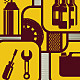 Auto Repair Shop Icons - GraphicRiver Item for Sale