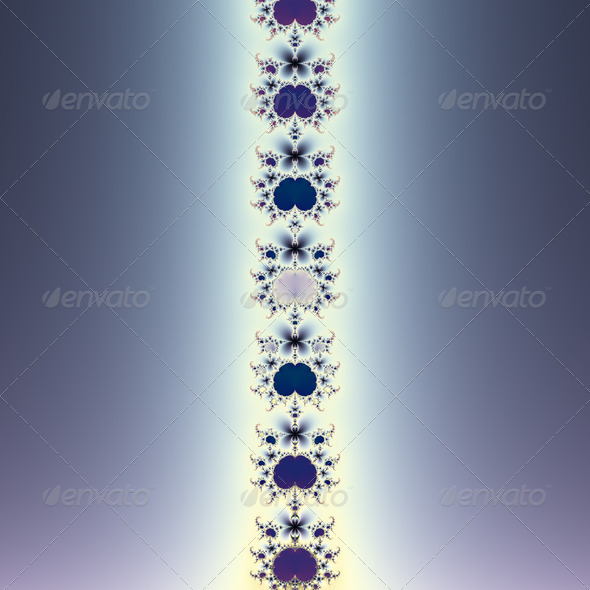 Purple Necklace - Stock Photo - Images