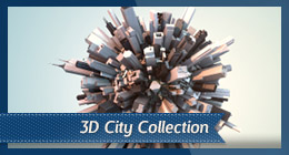 3D City Collection