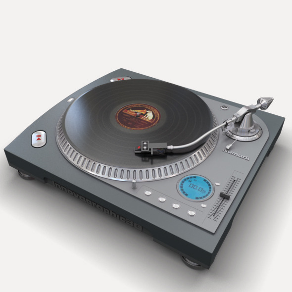 3DOcean USB Gramophone Numark 3759136