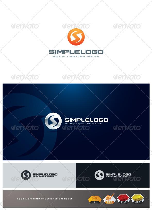 GraphicRiver Letter S Logo 3695664