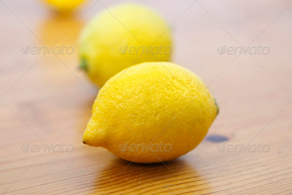 Lemons - Stock Photo - Images