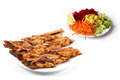 Turkish Food and Salad - PhotoDune Item for Sale