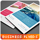 Multipurpose Corporate Flyers, Magazine Ads Vol 11 - GraphicRiver Item for Sale