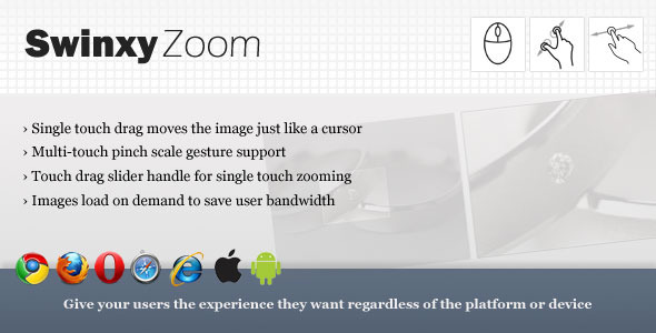 CodeCanyon SwinxyZoom 3766106