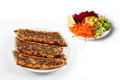 Turkish Food: Pide + Salad - PhotoDune Item for Sale
