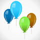 Decoration Balloons - GraphicRiver Item for Sale