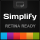 Simplify - Responsive App Landing Page  - ThemeForest Item for Sale