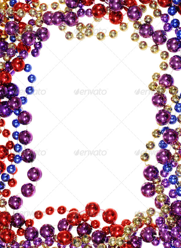 bead string outline - Stock Photo - Images