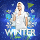 Winter Warm Up Flyer - GraphicRiver Item for Sale