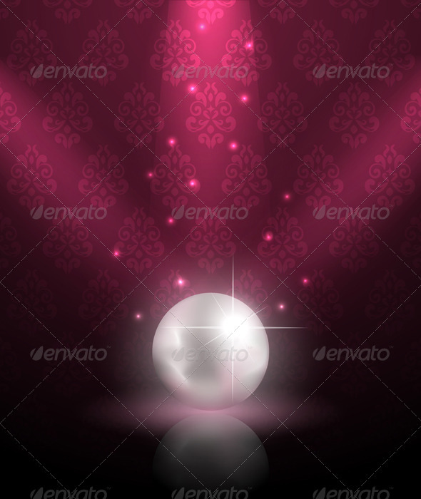 GraphicRiver Pearl Background 3777462