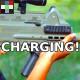 Charging Laser Pack