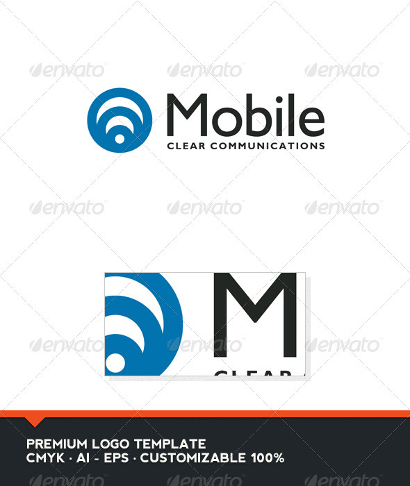GraphicRiver Mobile Logo Template 3714656