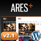 Ares Blog Magazine Newspaper Template  - ThemeForest Item for Sale
