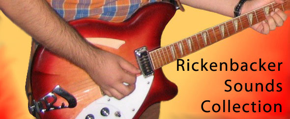 Rickenbacker Sounds Collection